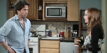 'DAYS' Shawn Christian on Melanie's Return: Daniel Has To 'Harness a Reckless Child' Who's 'Trouble In Both Barrels!'