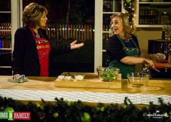 Soap Legend Genie Francis To Appear on Holiday-Themed Primetime Edition of Hallmark's 'Home & Family'