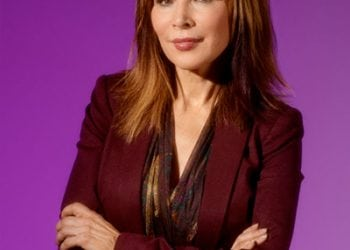 """'DAYS"""" Lauren Koslow on Kate's Dangerous New Lover, Battling Stefano and the Changing Course of the Show!"""