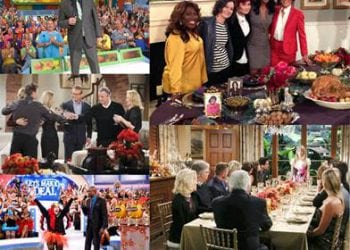 CBS Daytime Offers Up Plates Full of Drama For Thanksgiving + Pre-Emptive Plans Announced