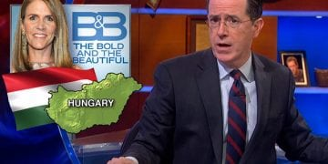 WATCH: 'The Colbert Report's' Hilarious Coverage of 'B&B' Producer Colleen Bell's U.S. Ambassadorship to Hungary