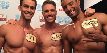 And the Next Male Model on 'The Price is Right' Is…
