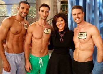 'The Talk' Reveals Final 3 In 'The Price is Right' Male Model Search