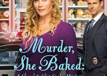 FIRST LOOK: Alison Sweeney and Cameron Mathison in 'Murder, She Baked: A Chocolate Chip Cookie Mystery'