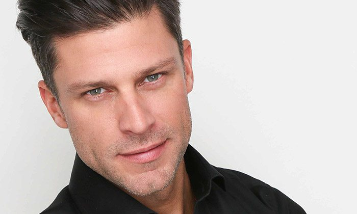 Greg Vaughan Staying in Salem! Actor Renews 'DAYS' Contract