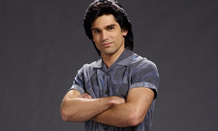 Justin Gaston Talks John Stamos and 'The Unauthorized Full House Story'