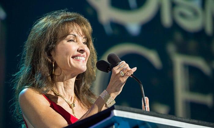 Susan Lucci Receives Prestigious Disney Legends Award