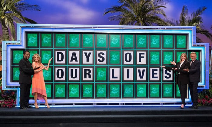 """'DAYS"""" Deidre Hall and James Reynolds to Appear on 'Wheel of Fortune'"""