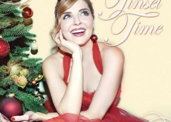 """'DAYS""""' Jen Lilley Releases Tinsel Time Christmas CD"""