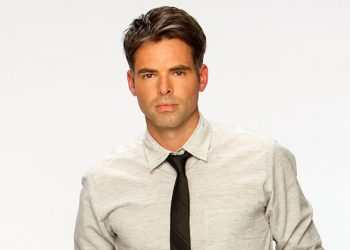 Jason Thompson Tapes Final Scenes at 'General Hospital'