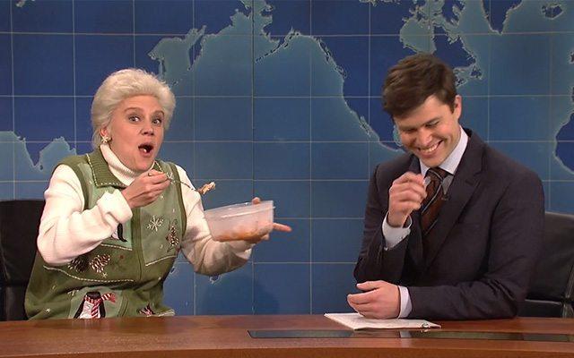 'SNL' Hilariously Recaps 'Y&R' During 'Weekend Update'