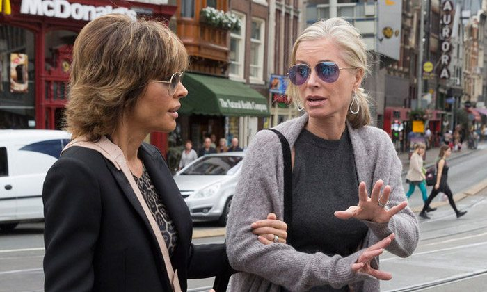Eileen Davidson, Lisa Rinna Talk Leading Men They've Loathed