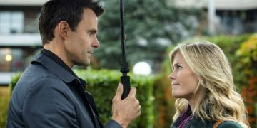 Alison Sweeney, Cameron Mathison Star in 'Murder She Baked: A Peach Cobbler' Mystery on January 10