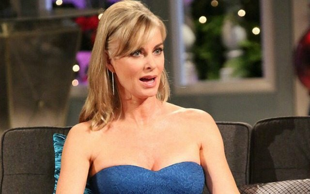 Eileen Davidson Drops Bombshell: She's A Physical Abuse