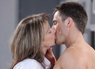 Nancy Lee Grahn, Wiliam deVry, General Hospital