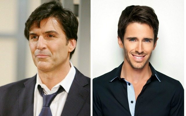 Days of our Lives' Vincent Irizarry and Brandon Beemer
