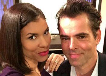 Gwendolyn Osborne-Smith and and Jason Thompson