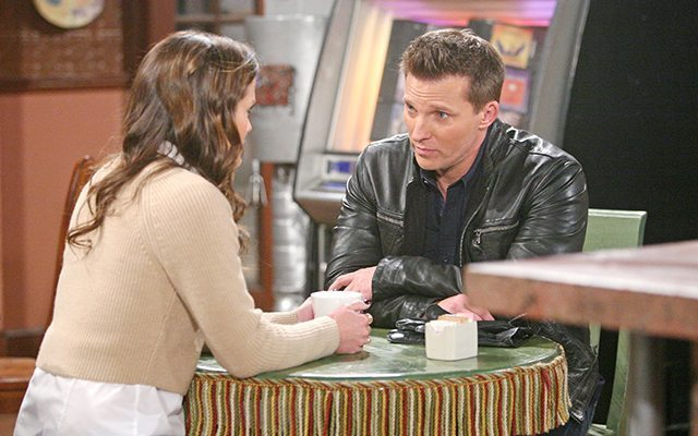 Melissa Claire Egan, Steve Burton, The Young and the Restless