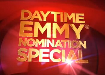 'The 43rd Annual Daytime Emmy Awards' Nominations Announced