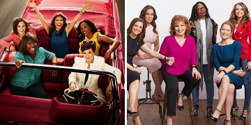 'The View' Beats 'The Talk' in All Key Categories