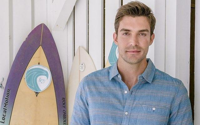 'Y&R' Alum Peter Porte in Hallmark Channel's 'Love at the Shore'