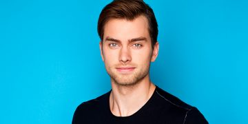 Pierson Fodé Says Goodbye to 'The Bold and the Beautiful'