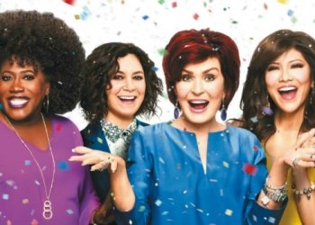 And Then There Were Four: 'The Talk' Kicks Off Season 8