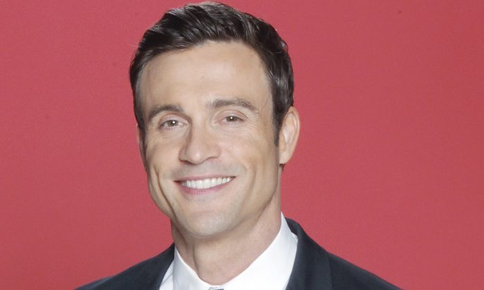 'Y&R' Star Daniel Goddard and His Fight to Save Lives