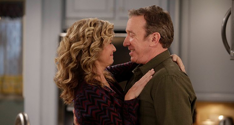 Nancy Travis, Tim Allen