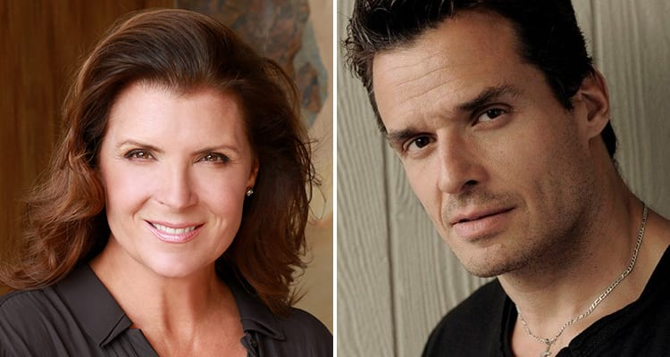 Kimberlin Brown / Antonio Sabato Jr.