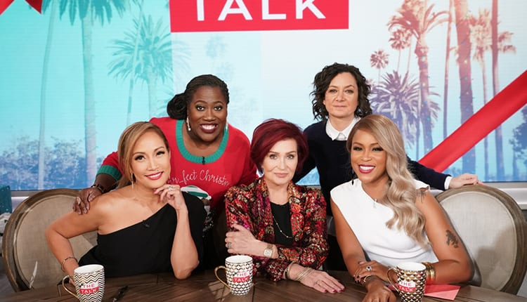 CBS Sets Carrie Ann Inaba's Debut as Official Co-Host on 'The Talk'