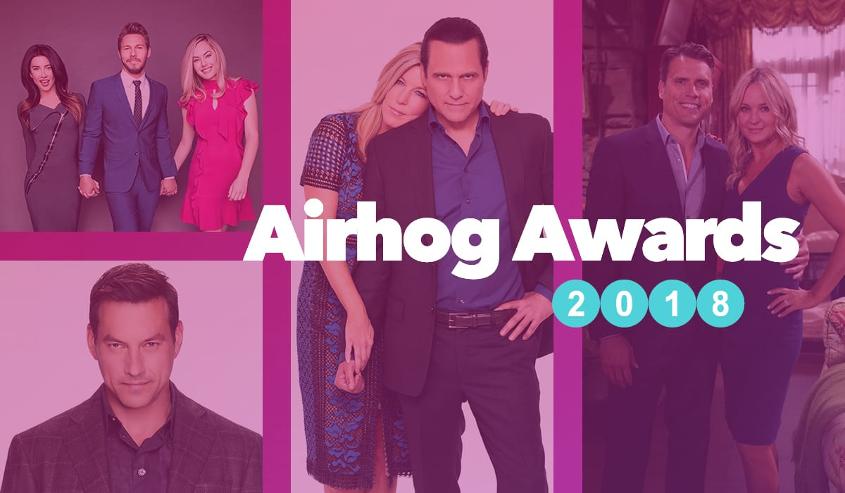 The 2018 Airhog Awards by Soap Opera Network