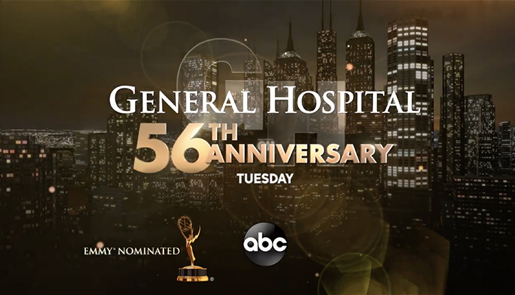 General Hospital, #GH56, General Hospital 56th Anniversary