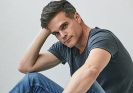 Greg Rikaart, Days of our Lives, Leo Stark, The Young and the Restless, Kevin Fisher