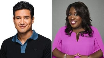 Mario Lopez, Sheryl Underwood, Extra TV, The Daytime Emmy Awards, The Talk