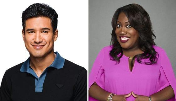 Mario Lopez, Sheryl Underwood, Extra TV, The Daytime Emmy Awards, The Talk