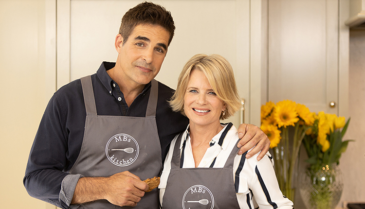 MB's Kitchen, Mary Beth Evans, Galen Gering, Days of our Lives