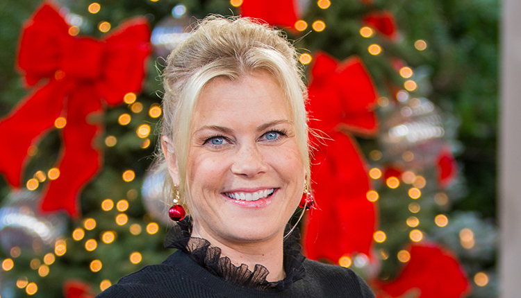 Alison Sweeney, Home and Family, Days of our Lives, Time For You to Come Home for Christmas